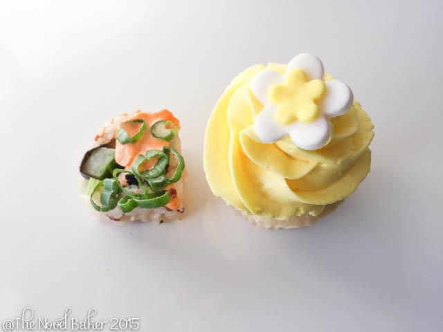 sushi & cuppi