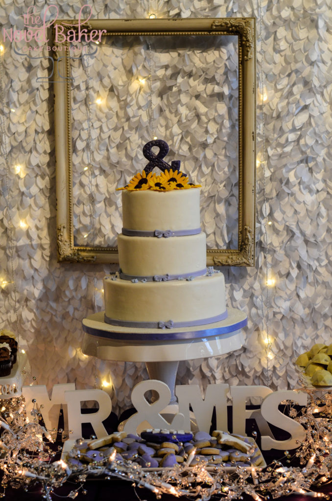 Picture Perfect Art Center Wedding