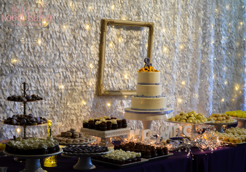 PicturePerfect Art-Center Party Table